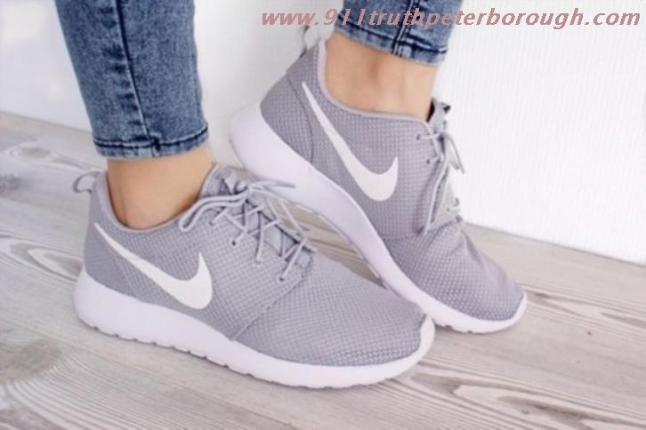 Nike Gray Shoes