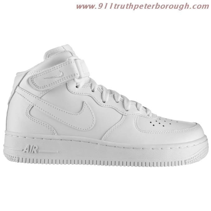 Nike Shoes All White