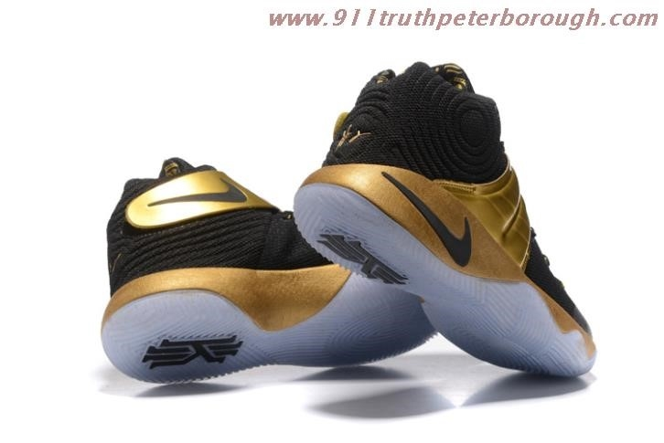 Nike Shoes Gold